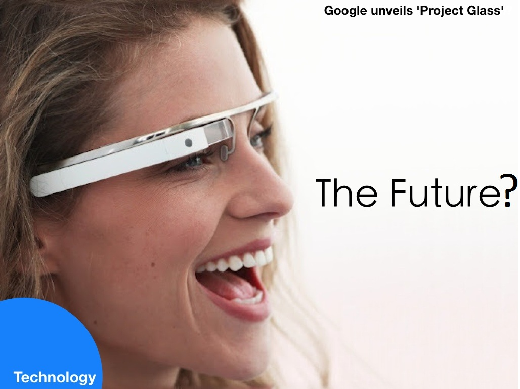 Google Glasses to Change Future of Online Marketing
