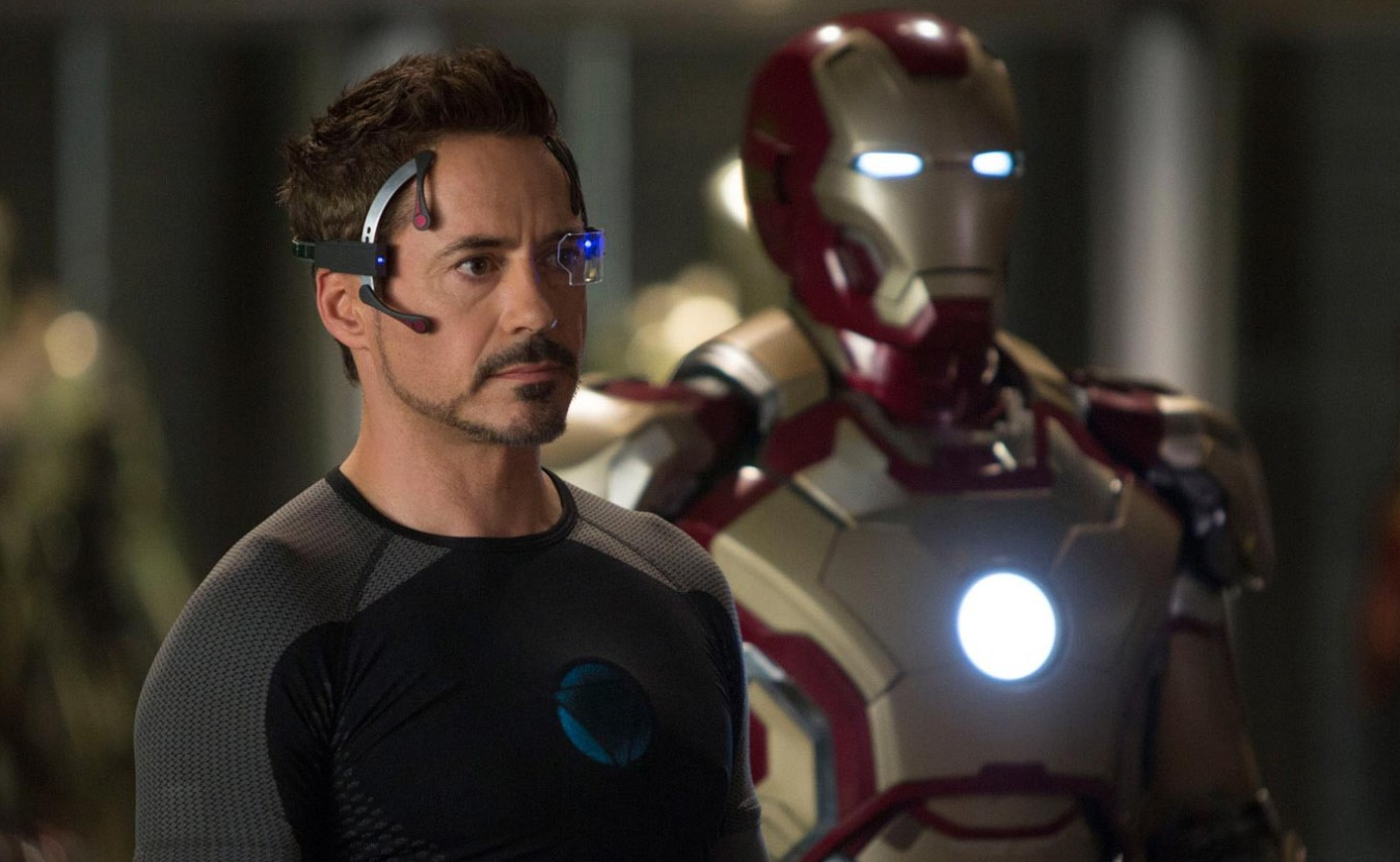 Tony Stark and Google Glass - Digital Agency Digital Marketing Specialist Just Perfect Blog