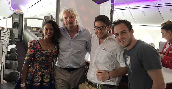 Dreamtrepreneurs with Richard Branson